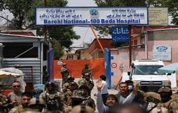 Tấn công cơ quan tình báo quốc gia Afghanistan, 77 người thương vong