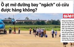 """Đường bay """"ngách"""": Cứu cánh của các hãng hàng không?"""