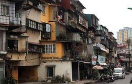 """Thương lượng giải phóng mặt bằng - """"Điểm nghẽn"""" trong cải tạo chung cư cũ ở Hà Nội"""