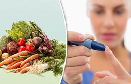 Ăn nhiều rau củ, trái cây có thể giảm nguy cơ mắc tiểu đường tuýp 2