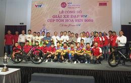 Lễ công bố Giải xe đạp VTV Cúp Tôn Hoa Sen 2020: Tự hào 50 năm VTV