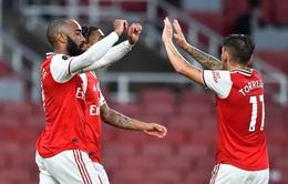 Kết quả, bảng xếp hạng Ngoại hạng Anh sáng 16/7: Arsenal 2-1 Liverpool, Newcastle 1-3 Tottenham, Man City 2-1 Bournemouth