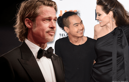 Brad Pitt vẫn còn căng thẳng với con trai cả