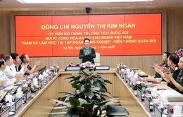 Viettel cần tiên phong, kiến tạo cuộc sống số tại Việt Nam