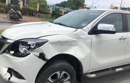 Khởi tố nữ cán bộ thanh tra tỉnh lái ô tô vượt đèn đỏ tông chết người