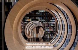 """Mở rộng tầm mắt với """"căn hầm sách"""" độc lạ tại Bắc Kinh (Trung Quốc)"""