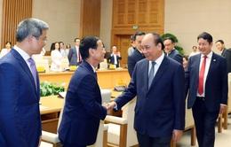 """Thủ tướng Nguyễn Xuân Phúc: """"Quyết tâm không để đổ gãy nền kinh tế, doanh nghiệp Việt Nam phá sản"""""""