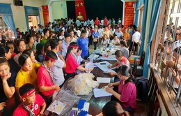 """""""Giọt hồng đất lửa"""" tại Quảng Trị thu hút nhiều người dân hiến máu tình nguyện"""