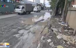 TP.HCM: Tai nạn giao thông thường xuyên vì đường xuống cấp