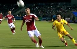 [KT] Hồng Lĩnh Hà Tĩnh 1-0 CLB TP Hồ Chí Minh: Chiến thắng xứng đáng cho đội chủ nhà