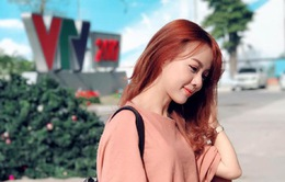 Nữ MC Cafe Sáng với VTV3 bất ngờ tiết lộ bị bệnh có thể mù hai mắt
