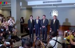 3 Bộ trưởng phụ trách kinh tế của Thái Lan từ chức