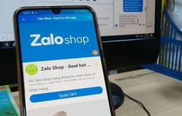 """""""Sàn thương mại điện tử"""" Zalo Shop chưa được cấp phép"""