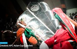 HLV trưởng U19 Việt Nam được AFC đề cử HLV vĩ đại nhất Asian Cup