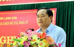 Tân Phó Bí thư Tỉnh ủy được bầu giữ chức Chủ tịch UBND tỉnh Lạng Sơn