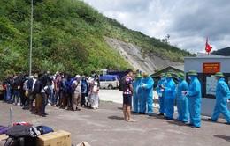 Cách ly 500 sinh viên Lào trở lại Việt Nam học tập