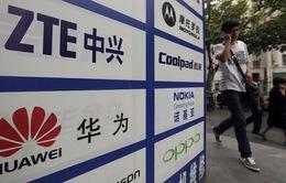 Mỹ áp đặt lệnh cấm 5 công ty công nghệ Trung Quốc