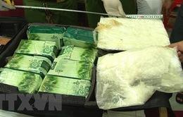 Bắc Ninh triệt phá tụ điểm buôn bán ma túy