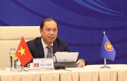 ASEAN - Trung Quốc cam kết thúc đẩy đàm phán Bộ quy tắc ứng xử ở Biển Đông (COC)