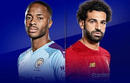 Lịch thi đấu Ngoại hạng Anh hôm nay: Tâm điểm Man City - Liverpool