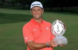 Jon Rahm vô địch giải golf Memorial 2020 và lên ngôi số 1 thế giới