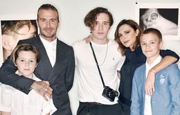 Vợ chồng David Beckham chuẩn bị kiếm hàng triệu đô la sau đám cưới con trai