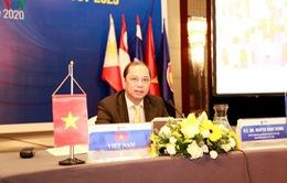 Việt Nam thúc đẩy hiện thực hóa Tầm nhìn Cộng đồng ASEAN sau 2025