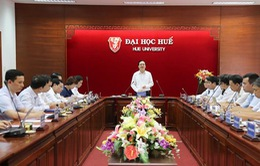 Đại học Huế phấn đấu lọt top châu Á và thế giới vào năm 2025