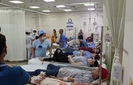 Nóng: Hơn 100 công nhân ở Đồng Nai nhập viện nghi ngộ độc thực phẩm