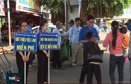TP.HCM: Giải cứu thị trường lao động phổ thông