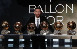 Huỷ trao giải Quả bóng vàng 2020: Ronaldo không có cơ hội cạnh tranh với Messi