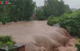 Trung Quốc nâng mức cảnh báo lũ sông Dương Tử lên mức cao nhất