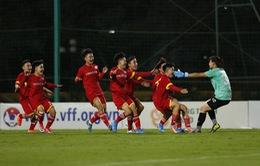 Thắng nghẹt thở Hà Nội I Watabe, Than KSVN vào chung kết giải bóng đá nữ Cúp Quốc gia 2020