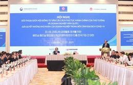 """""""Gỡ rối"""" cho doanh nghiệp Hàn Quốc tại Việt Nam hậu COVID-19"""