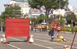 Hội thi thể thao nghiệp vụ chữa cháy và cứu nạn, cứu hộ toàn quốc