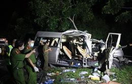 Tai nạn giao thông đặc biệt nghiêm trọng tại Bình Thuận: 8 người thiệt mạng, 7 người bị thương
