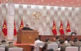 Nhà lãnh đạo Triều Tiên Kim Jong-un chủ trì hội nghị Quân ủy Trung ương