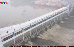Lũ lụt nghiêm trọng tại Trung Quốc