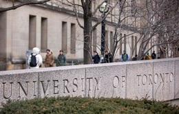 Sinh viên nước ngoài được khuyến nghị không đến Canada