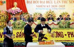 Bí thư các Huyện ủy ở Yên Bái tái đắc cử với số phiếu cao