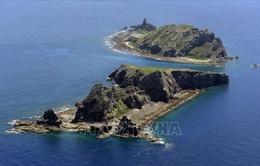 Tàu Trung Quốc tiếp tục xuất hiện gần quần đảo tranh chấp với Nhật Bản