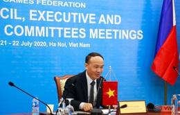 Ban Y học Thể thao và các vấn đề phụ nữ được đưa ra thảo luận tại Phiên họp Liên đoàn Thể thao Đông Nam Á