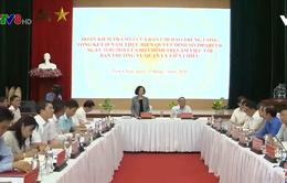Trưởng Ban dân vận Trung ương làm việc tại Đà Nẵng