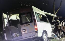 Sức khỏe 7 bệnh nhân cấp cứu trong vụ tai nạn thảm khốc ở Bình Thuận ra sao?