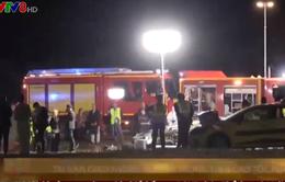 Tai nạn giao thông nghiêm trọng trên cao tốc Pháp