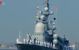 Nga tăng cường hiện đại hoá hải quân