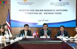 Xúc tiến thương mại Việt - Mỹ