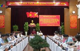 Trưởng Ban Dân vận Trung ương làm việc với Ban thường vụ Thành ủy Đà Nẵng