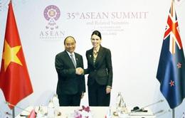 Việt Nam - New Zealand nâng tầm quan hệ lên Đối tác chiến lược