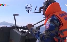 Bộ Tư lệnh Vùng Cảnh sát biển 2 phát động thi đua cao điểm